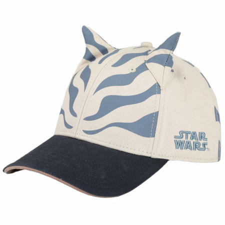 Star Wars The Mandalorian Ahsoka Tano Cosplay Snapback Hat