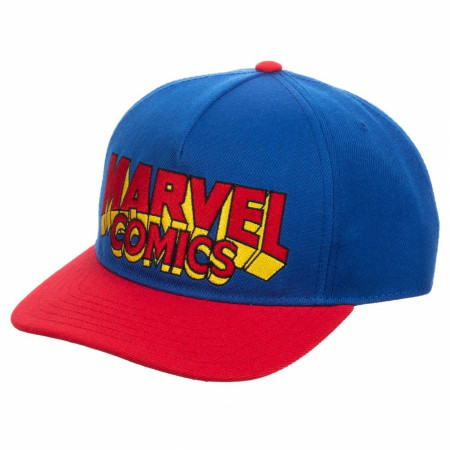 Marvel Comic Conventions Slouch Adjustable Snapback Hat