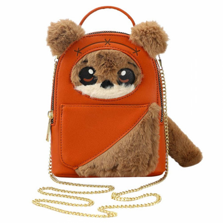 Star Wars Ewok Mini Wristlet Bag