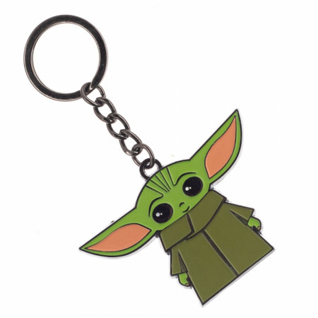 Star Wars Mandalorian The Child Character Keychain