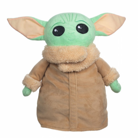 Star Wars The Child Double Strap Plush Mini Backpack