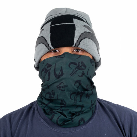Star Wars The Mandalorian Beanie & Gaiter Combo