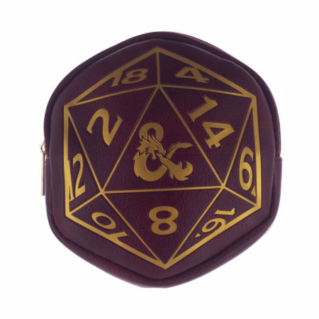 Dungeons & Dragons Dice Coin Purse
