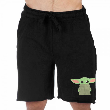 Star Wars Mandalorian The Child Sleep Shorts