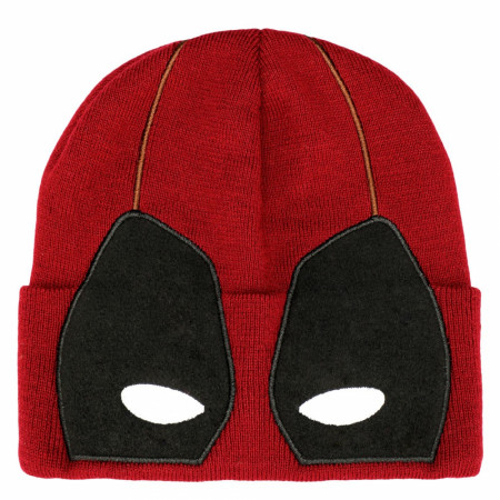 Deadpool Big Face LED Beanie