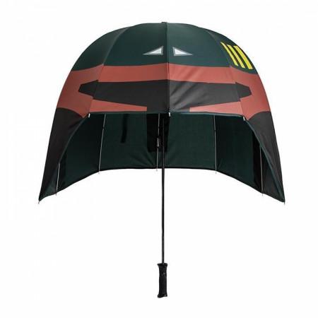 Star Wars Boba Fett Helmet Umbrella