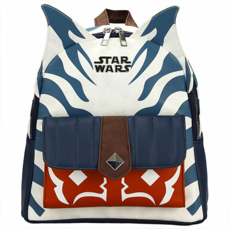 Star Wars Ahsoka Tano Cosplay Mini Backpack