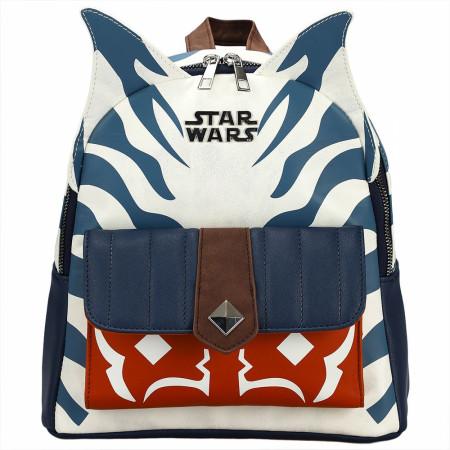 Star Wars Ahsoka Tano Cosplay Mini Backpack