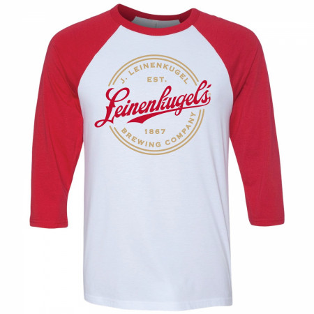 Leinenkugel Beer Logo Raglan Shirt