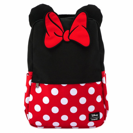 Minnie Mouse Cosplay Mini Backpack