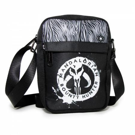 The Mandalorian Bounty Hunter Crossbody Women's Bag