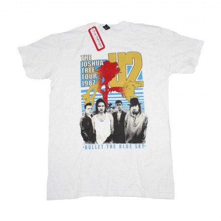 U2 Bullet the Blue Sky T-Shirt