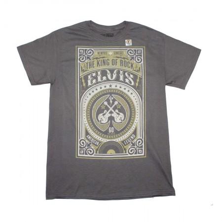 Elvis Presley 60 Years Legend T-Shirt