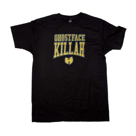 Wu Tang Clan Ghost Face Killer Logo T-Shirt