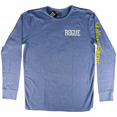 Rogue Ales Yellow Snow Thermal Long Sleeve Shirt