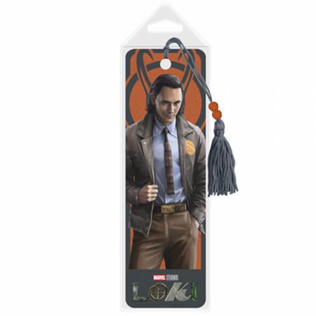Marvel Studios Loki Series TVA Variant Bookmark