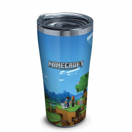 Minecraft Cover Art 20 oz Stainless Steel Tervis® Tumbler Travel Mug