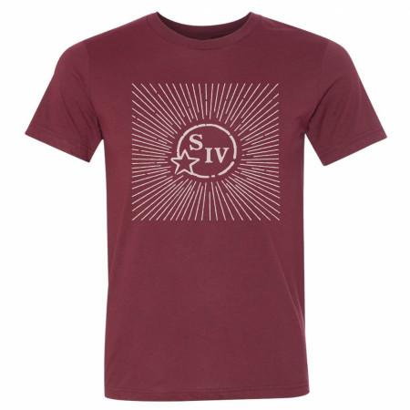 Maker's Mark Whiskey SIV Starburst T-Shirt