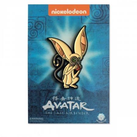 Avatar: The Last Airbender Momo Enamel Pin
