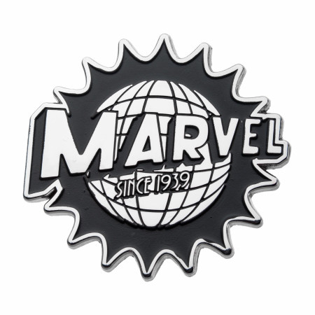 Marvel Since 1939 Logo Pin