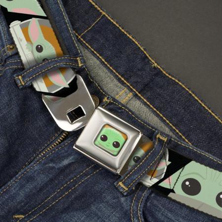 The Mandalorian The Child Chibi Seatbelt Belt
