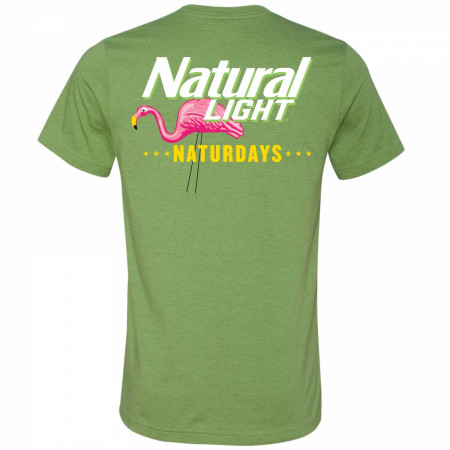 Natrual Light Naturdays Pineapple Green Colorway T-Shirt