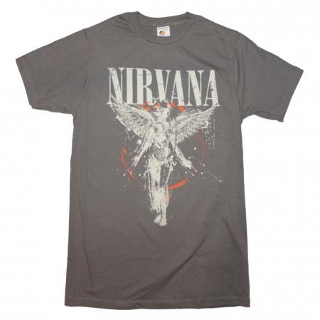 Nirvana Galaxy In Utero T-Shirt
