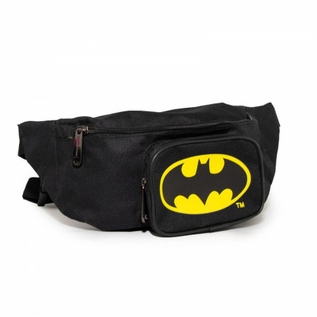 Batman Bat Signal Logo Fanny Pack