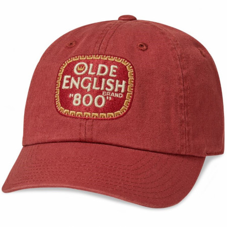 "Olde English ""800"" Brand Logo Adjustable Ballpark Hat"