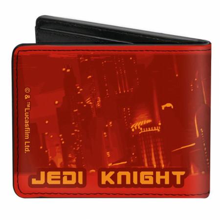 Star Wars The Clone Wars Ahsoka Tano Jedi Knight Action Pose Wallet