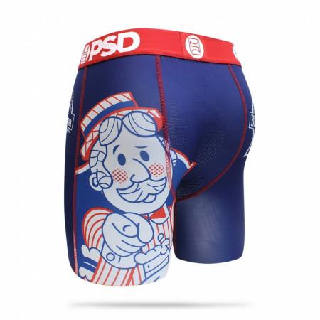 Pabst Blue Ribbon Beer Mascot Boxer Briefs