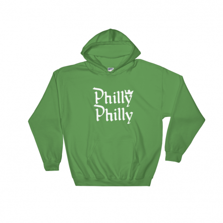 Philly Philly Green Hoodie
