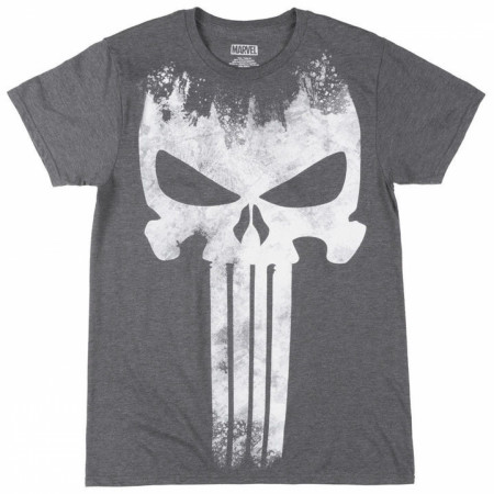 Punisher Giant Faded Logo T-Shirt