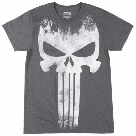Punisher Giant Faded Logo T-Shirt