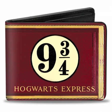 Harry Potter Hogwarts Express Wallet