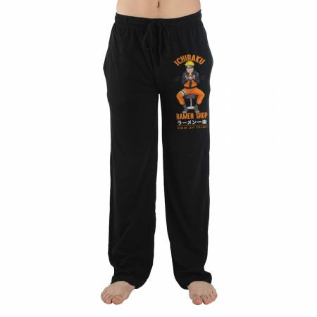 Naruto Ichiraku Ramen Shop Pajama Sleep Pants