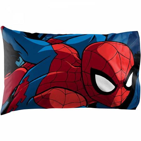 The Amazing Spider-Man 3-Piece Twin Sheet Set Bedding
