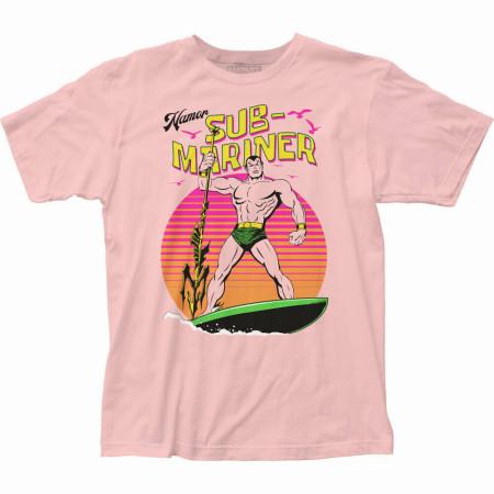 Namor the Sub-Mariner Surfing T-Shirt