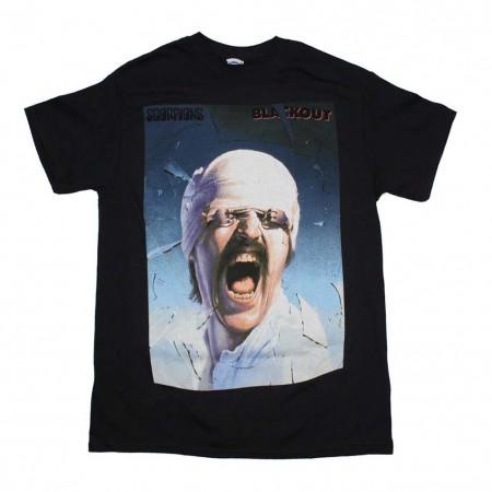 Scorpions Blackout T-Shirt