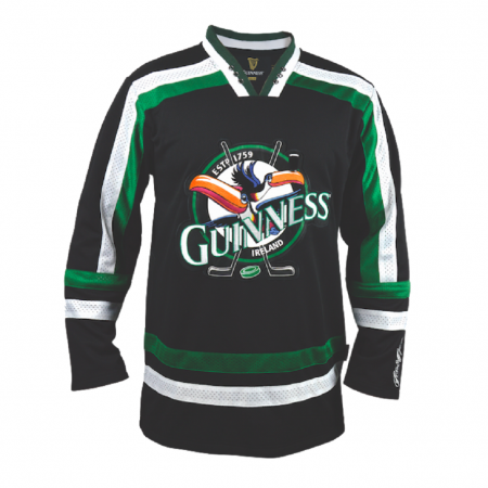 Guinness Toucan Hockey Jersey