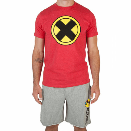 Marvel X-Men Comics T-Shirt and Short Set
