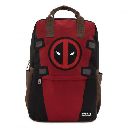 Deadpool Costume Symbol Mini Backpack