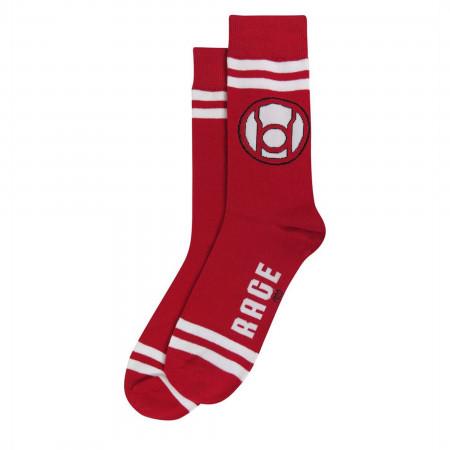 DC Comics Villains 3-Pair Pack of Crew Socks