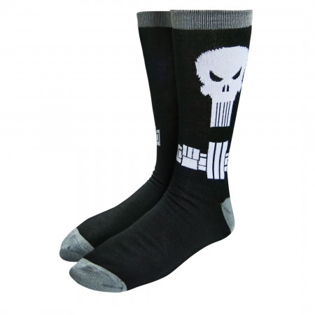 Marvel Antihero Crew Socks 2-Pair Pack