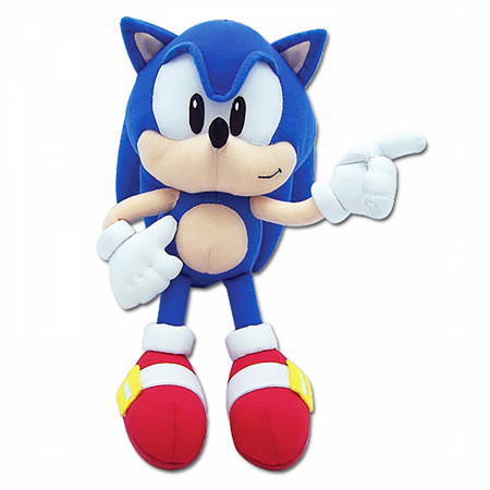 Sonic The Hedgehog Plush Toy