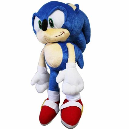 "Sonic the Hedgehog 17"" Plush Backpack"