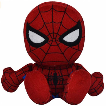 Marvel Spider-Man 8 Inch Kuricha Sitting Plush Doll