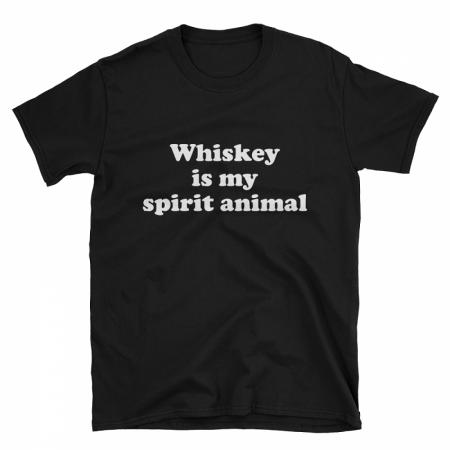 Whiskey is My Spirit Animal Tshirt