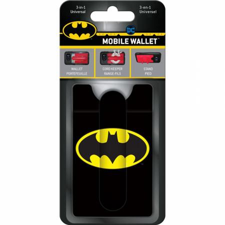 Batman Logo 3-in-1 Mobile Wallet