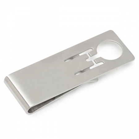 Star Trek Enterprise Cutout Money Clip